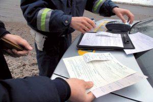Штраф ГИБДД: проводки в бухучете, проводится ли удержание из зарплаты?